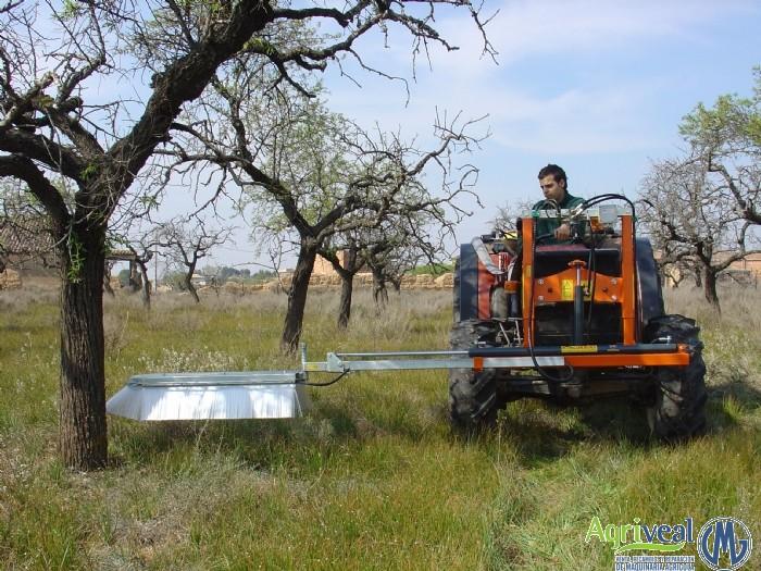 Barras herbicida / HIDRÁULICAS BH/BHR 2P 1L