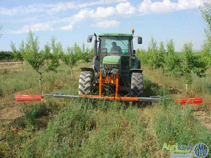 Barras herbicida / HIDRAULICAS HASTA 7 MTS. BH/BHR