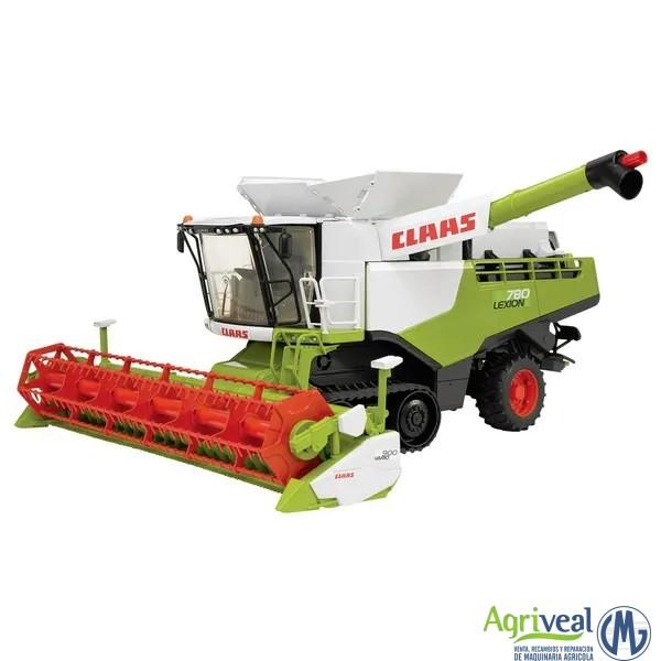 Claas Lexion 780 cosechadora