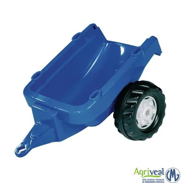 Remolque azul RollyKid